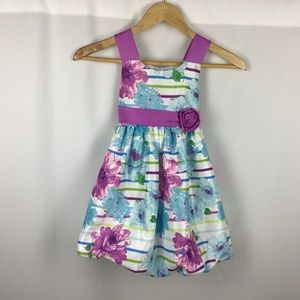 Jessica Ann little girls special occasion dress